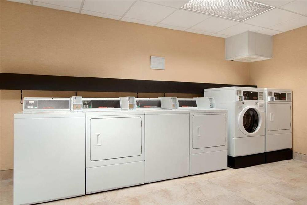 Coin Operated Laundry Equipment
