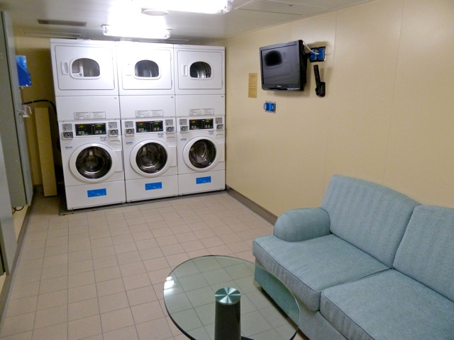 Commercial Marine Application Laundry Equipment